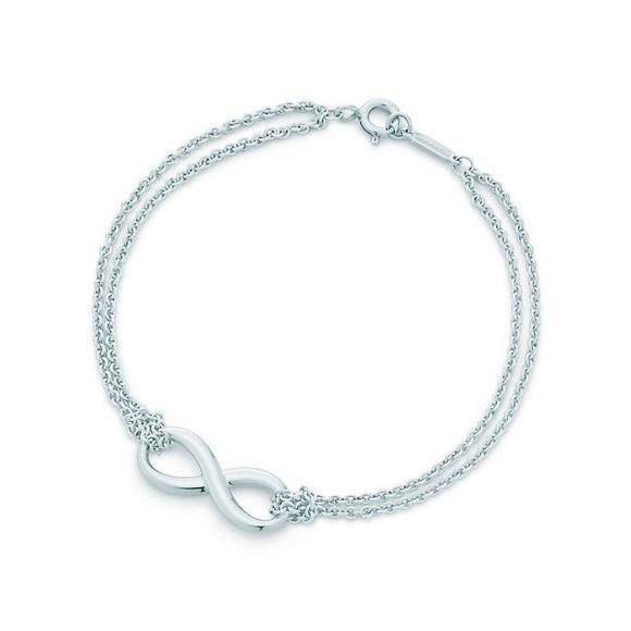 Tiffany & Co. Jewelry - Tiffany & Co. infinity bracelet